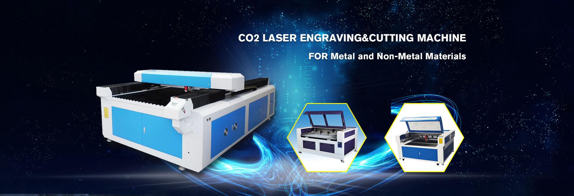 CO2 Laser Engraving&Cutting Machine
