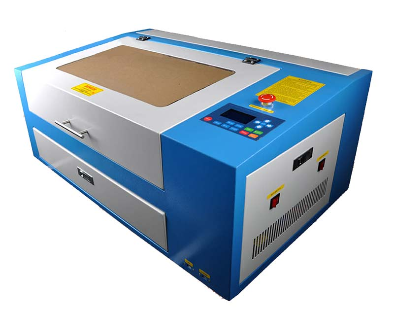 What is the CO2 laser machine application and feature