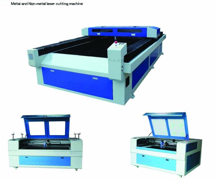 Metal and Non-Metal Laser Machine