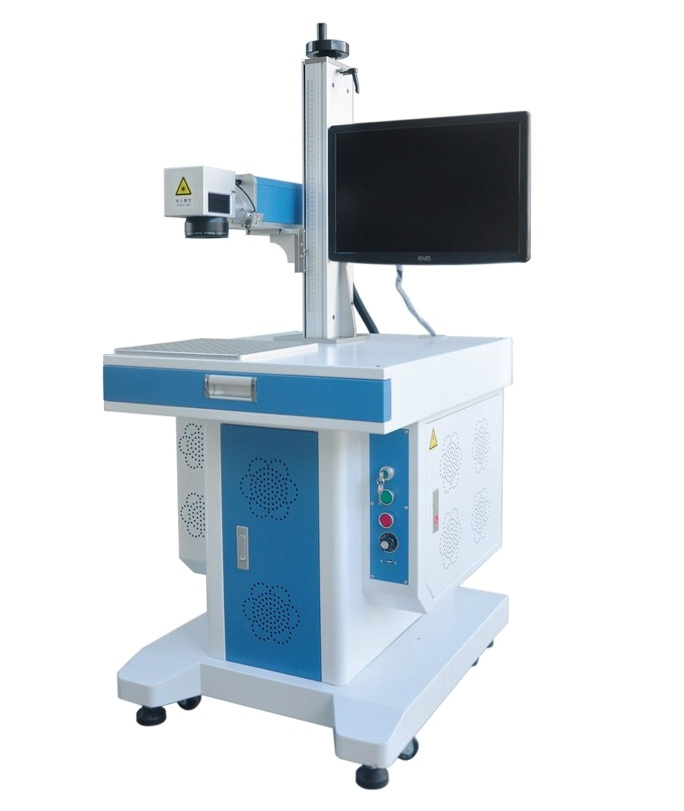 ALK-Table Style Fiber Laser Marking Machine