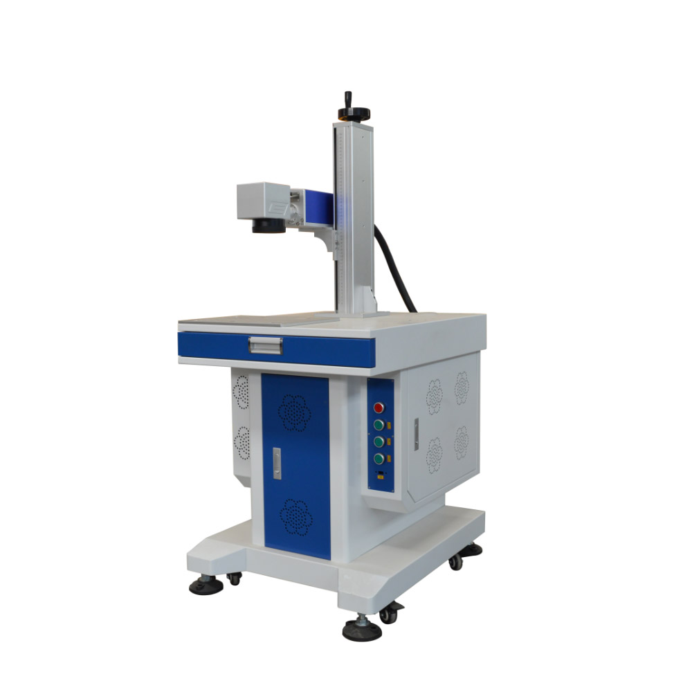 ALK-Table Style Fiber Laser Marking Machine