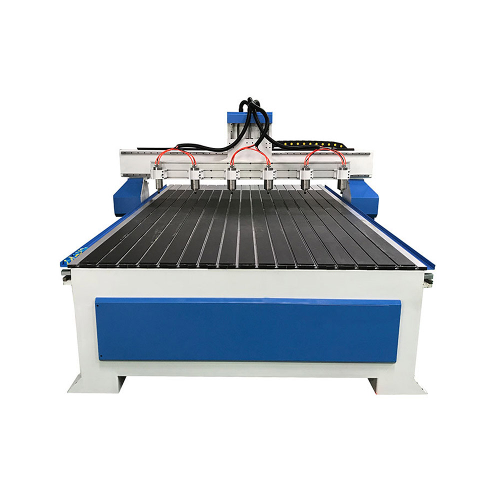 Multi-Heads Wood CNC Router