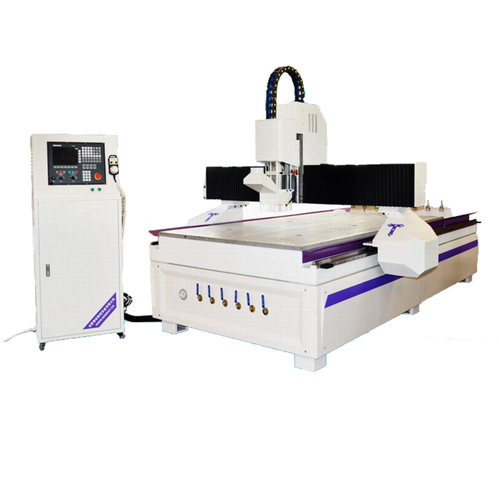 ATC Wood CNC Machine