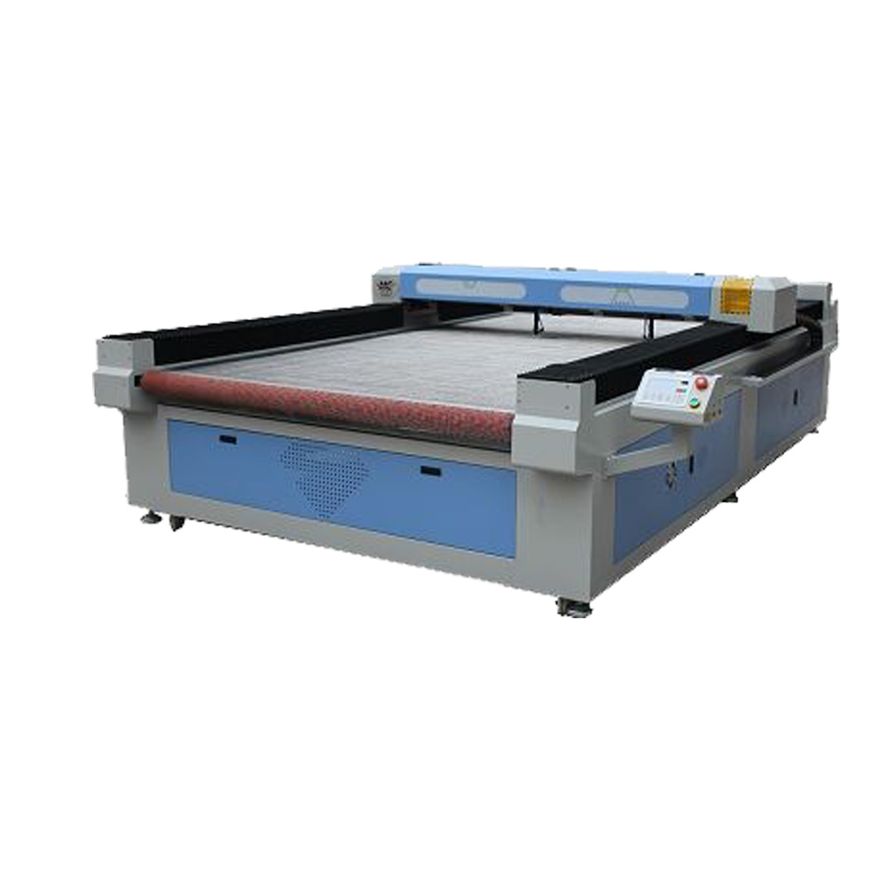 CNC Fabric Cutter Textile Cutting Machine for Sale  Automatic Laser Cloth Cutting Machine