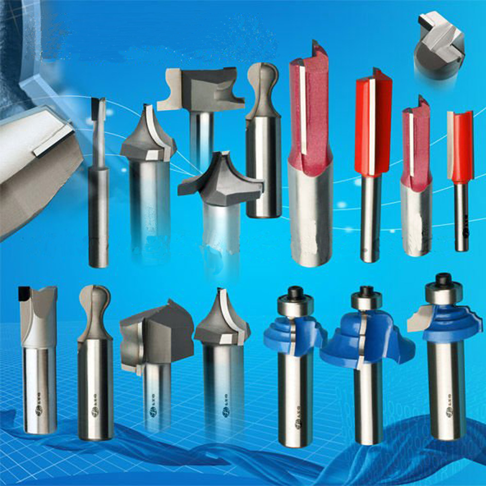 CNC Router Bits For Woodworking Machine