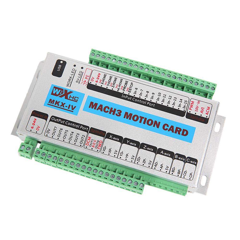 Mach 3 NCstudio Card For CNC Router
