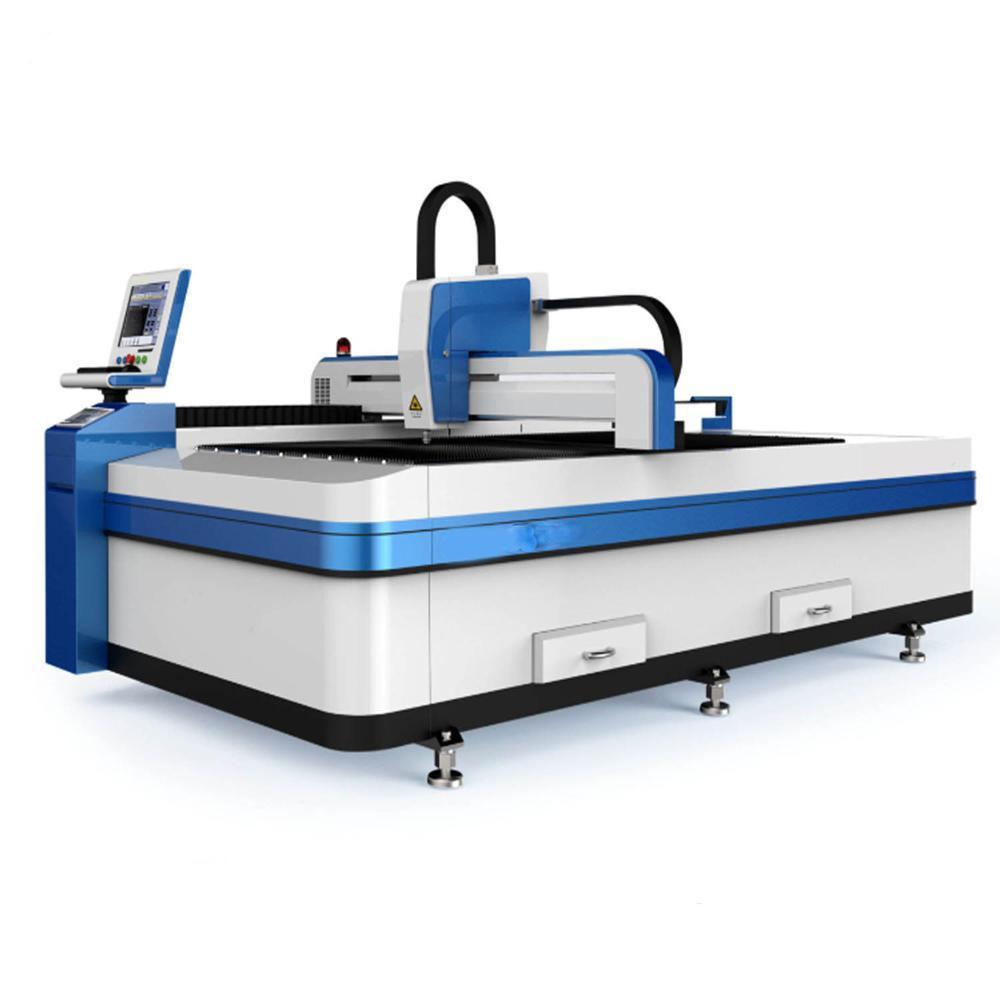 Fiber Metal Laser Cutting Macihine